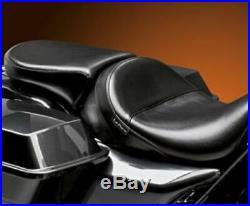 Le Pera Bare Bones Solo Seat Pillion Pad LK-005PDX 67-4400 0801-0711