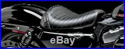 Le Pera Bare Bones Solo Seat Pleated LK-006PT