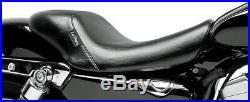 Le Pera Bare Bones Solo Seat Smooth 4.5 Gallon Tank LCK-006