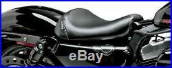 Le Pera Bare Bones Solo Seat Smooth For 2.1 Gallon LK-006