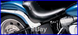 Le Pera Bare Bones Solo Seat Smooth WithGel (LGN-001)