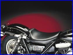 Le Pera Bare Bones Solo Seat Vinyl #L-008