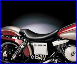 Le Pera Bare Bones Solo Seat Vinyl LGN-001 HARLEY-DAVIDSON FXD Dyna Super etc