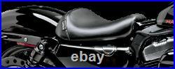 Le Pera Bare Bones Solo Seat Vinyl LK-006 Smooth XL 72 & 48 2010-2020