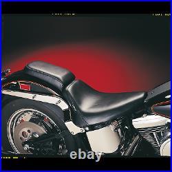 Le Pera Bare Bones Solo Seat with Biker Gel LGN-007
