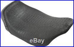 Le Pera Bare Bones Solo Seats LK-005CR BLK Croc