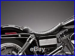 Le Pera Bare Bones Solo Sitz für Harley Dyna Modelle 06-17 LK-001PT