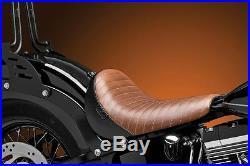 Le Pera Bare Bones-blklne/slim Brown Lks-007brnpt Seats Rider Seat