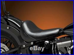 Le Pera Bare Bones-blklne/slim Smooth Lks-007 Seats Rider Seat