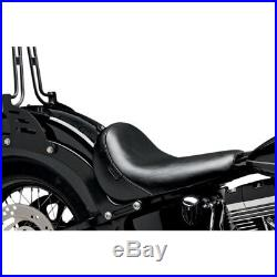 Le Pera Bare Bones sella singola Harley Davidson Softail Slim Blackline