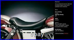 Le Pera Bare bones seat for Harley Davidson Dyna