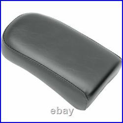 Le Pera L-006P Smooth Black Bare Bones Rear Pillion Seat Harley Sportster 82-03