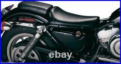 Le Pera LG-006 Bare Bones Solo Seat, Biker Gel Vinyl Harley 883 Roadster X