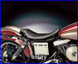 Le Pera LGF-001 Bare Bones Smooth Solo Seat with Biker Gel