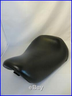 Le Pera LGF-006 Bare Bones Smooth Solo Seat with Biker Gel S3-2