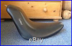 Le Pera LGK-007 Bare Bones Solo Seat Harley Softail FXST 06-10 FLSTF 07-17