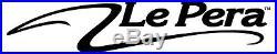 Le Pera LGN-007 Gel Bare Bones Solo Drivers Seat. H-D 84-99 Softail ^