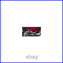 Le Pera LGX-007 Bare Bones Solo Seat, Biker Gel Vinyl