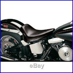 Le Pera LGX-007LRS Bare Bones Solo Seat, Biker Gel Leather