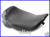 Le Pera LK-005 Bare Bones Smooth Low Profile Solo Seat Harley FLH/T 08-17