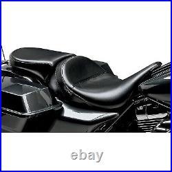 Le Pera LK-005PDX Bare Bones Solo Seat Pillion Pad, Deluxe Harley Electra Gl