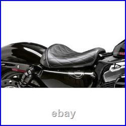 Le Pera LK-006DM Bare Bones Solo Seat Diamond Pleated