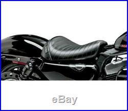 Le Pera LK-006PT Bare Bones Solo Seat Pleated