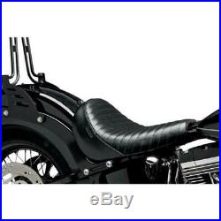 Le Pera LK-007PT Bare Bones Solo Seat Pleated