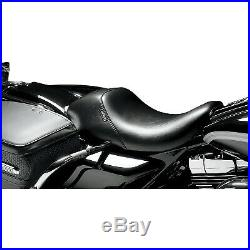 Le Pera LKU-005 Bare Bones Solo Seat, Up-Front Harley Electra Glide Classic