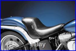 Le Pera LKU-007 Bare Bones Smooth Up-Front Solo Seat