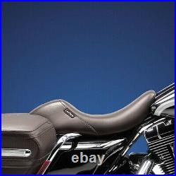 Le Pera LN-005RK Bare Bones Solo Seat, Smooth Harley Road King EFI FLHR, Road