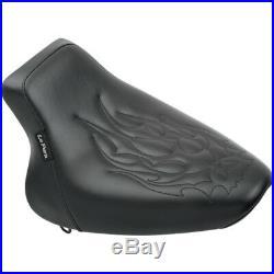 Le Pera LX-007HHB Hot Head Stitch Bare Bones Solo Seat 00-05 FXST 00-07 FLST/N