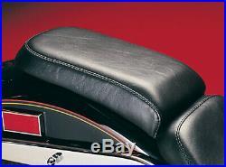 Le Pera LX-007P Bare Bones Pillion Pad Rear Seat Harley 00-05 FXST 00-07 FLST/C