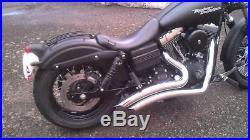 Le Pera Lepera Bare Bones Barebones Solo Seat 2006-2017 Harley Dyna Low Profile