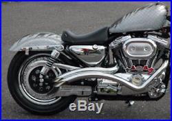 Le Pera Lepera Bare Bones Low Profile Single Driver Solo Seat Harley Sportster