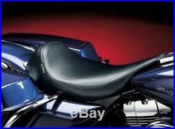 Le Pera Lepera Silhouette Bare Bones Solo Seat 1991-1996 Harley Touring Bagger