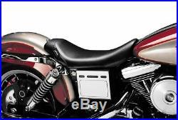 Le Pera Smooth Bare Bones Barebones Solo Seat 1996-2003 Harley Dyna Wide Glide