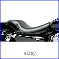 Le Pera Smooth Bare Bones Solo Seat 4.5 Gal Tank 2007-09 Harley Sportster XL