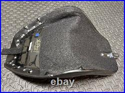 Le Pera Smooth Bare Bones Solo Seat for 2006-17 Harley Softail FXST FLSTF/B