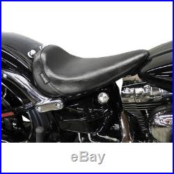 Le Pera Smooth LKBU-007 Up Front Bare Bones Solo Seat Harley Breakout FXSB 13-17