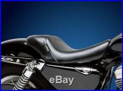 LePera BareBones Le Pera Bare Bones Solo Seat 07-17 Harley Sportster 3.3 Gallon