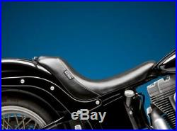 LePera Le Pera Bare Bones BareBones Solo Seat 2006-2017 Harley Softail 200 Tire