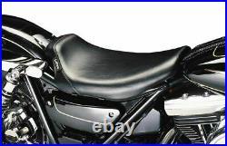 LePera Le Pera Barebones Bare Bones Solo Smooth Low Profile FXR L008 Seat Harley