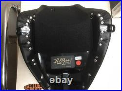 Low Profile LePera Le Pera Bare Bones BareBones Solo Seat Harley Softail LN-00