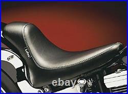 Saddle Solo Harley Softail 2000-2007 LE PERA Bare Bones Bullet Silhouette