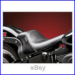 Sattel Le Pera In Der Haut Bare Bones Harley Davidson Softail Fxst / Flst 84 99
