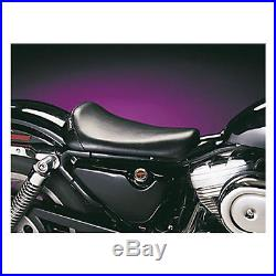 Sella By Le Pera (bare Bones)foamblackfor Harley Davidson Sportster Dal 82/03
