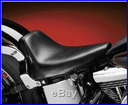 Sella Le Pera Bare Bones Moto Harley Davidson Softail Gomma 150mm 00-07 LX-007