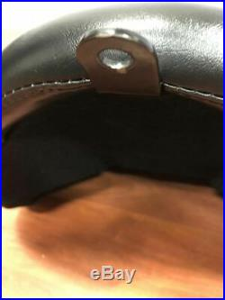 Sella Le Pera Bare Bones coste Harley Davidson Softail Slim Blackline LKS-007PT