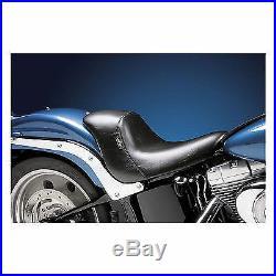 Sella Le Pera In Pelle Bare Bones Harley Davidson Softail Flstc/n 08 16
